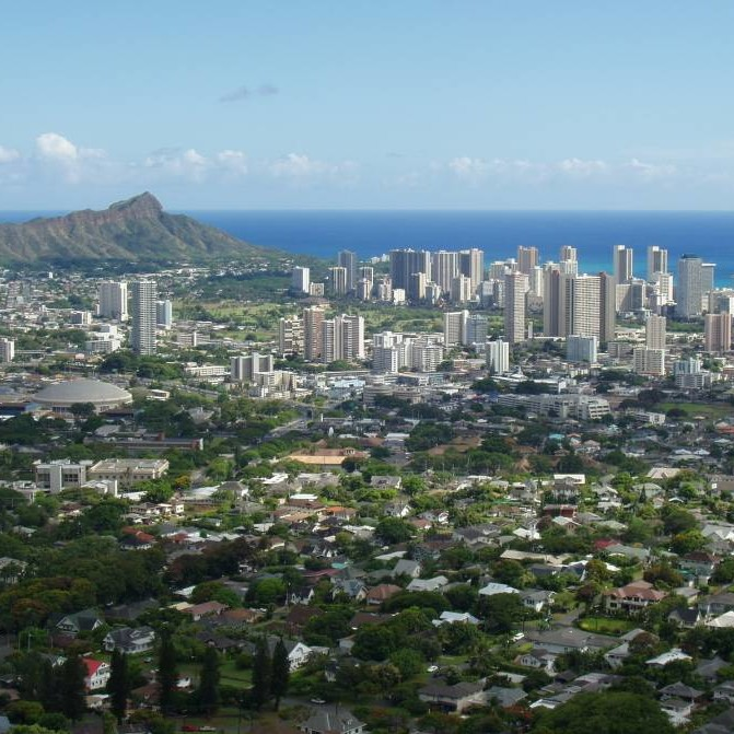 Honolulu-Oahu