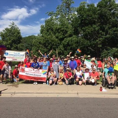 UCC Pride Large Group