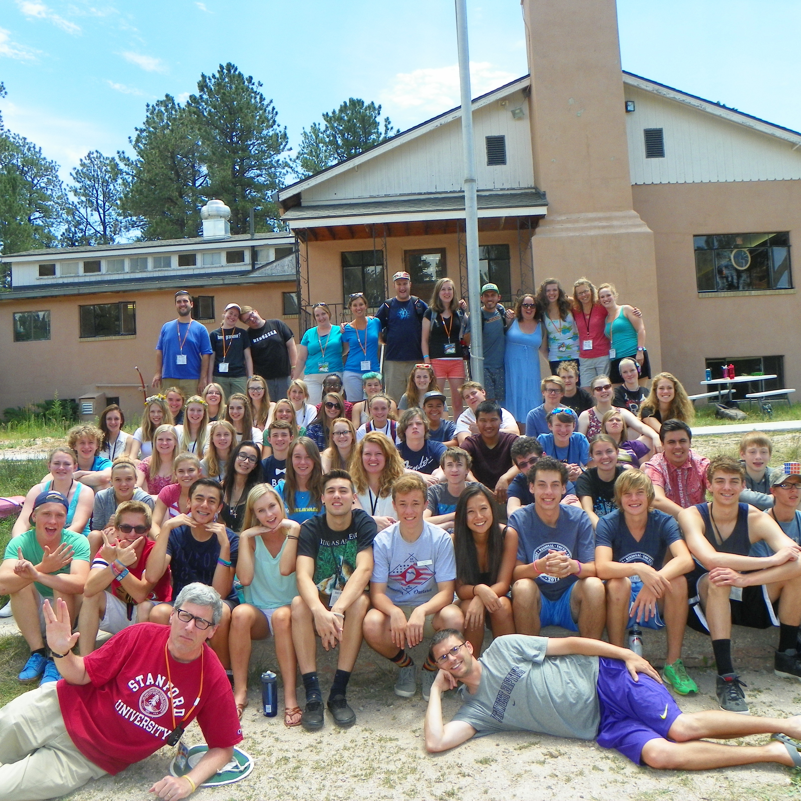 All Camp Photo