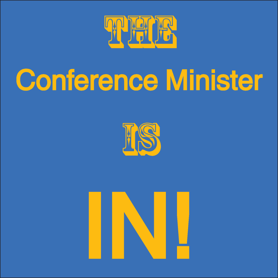 Conference Minister in Residence: Wyoming Edition image