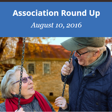 RMC Association Round-Up: August 10, 2016 image