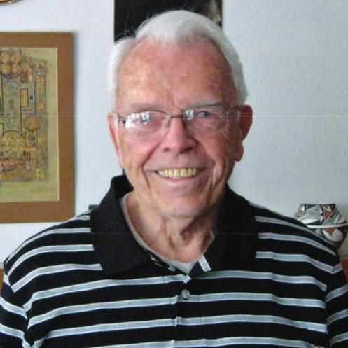 Honoring Rev. W. Bruce MacKenzie image