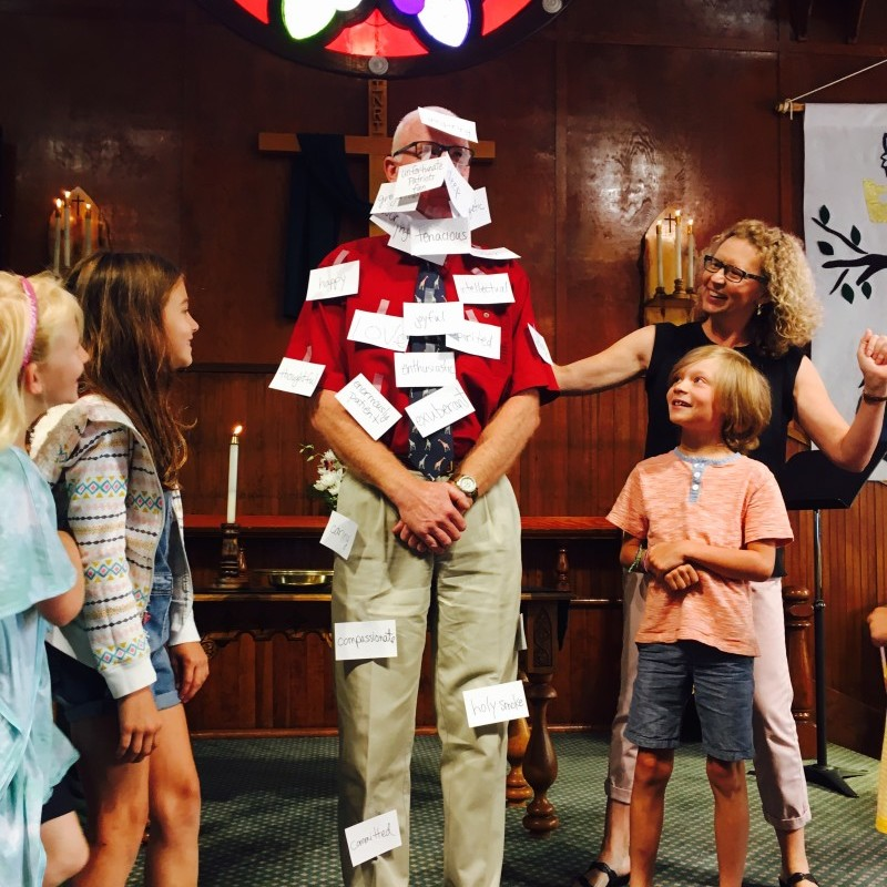 Rev. Tim Clark's 25 Years with Union Congregational—Crested Butte image