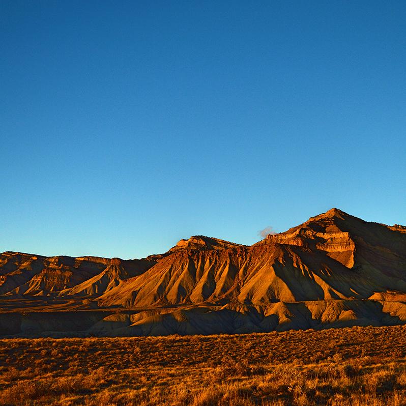 Grand Junction Desert