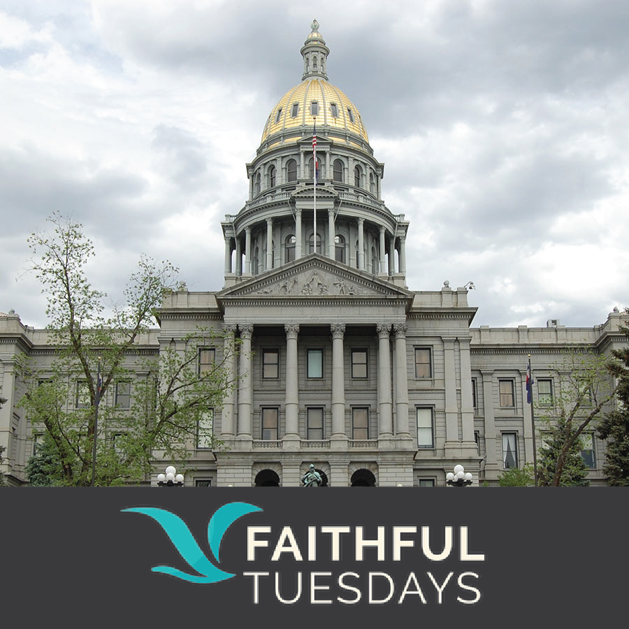 Introducing Faithful Tuesdays, by the Colorado Council of Churches image