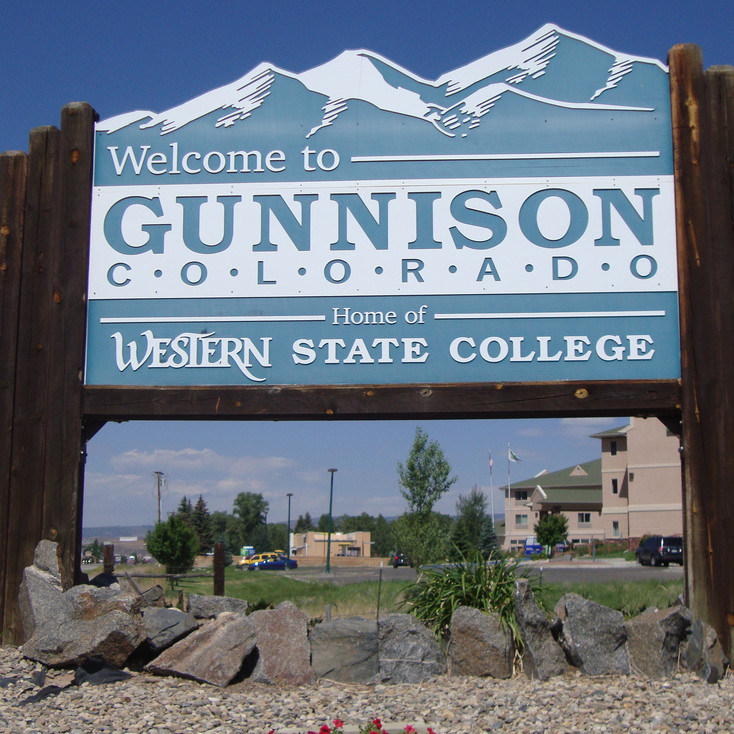 Gunnison Congregational Church Work Project image