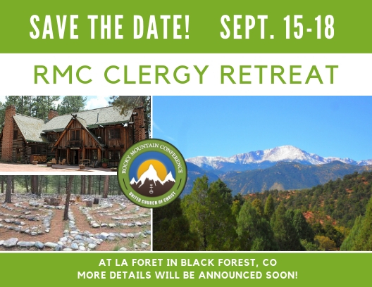 Clergy Retreat Save the date