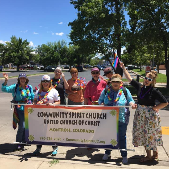 Community Spirit UCC in Montrose Celebrates PRIDE image