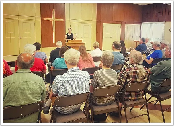 Rev. Laura Nelson made President of the Fort Collins Interfaith Council image