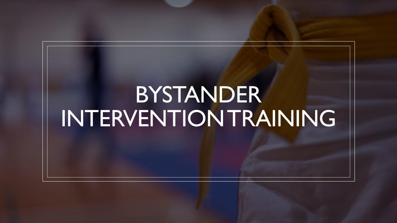 Bystander Intervention Training at Mountain View United Church image