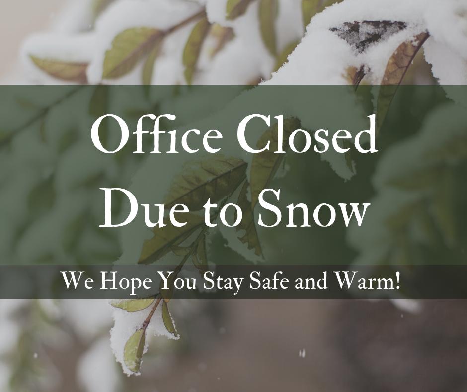 Snow Days and Holidays! image