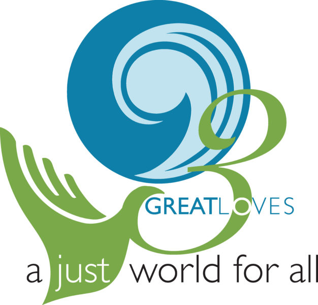 3 great loves Logo image