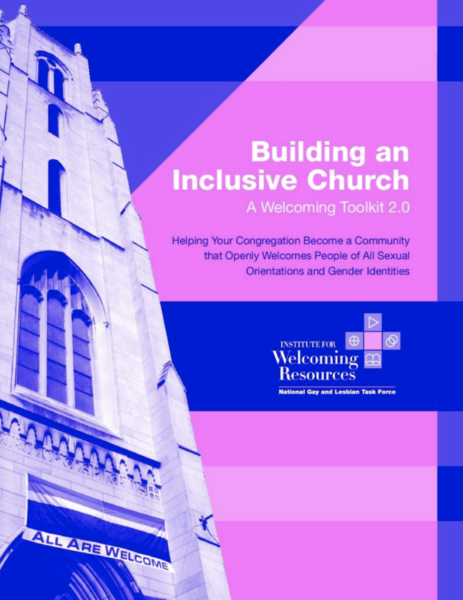 Building an Inclusive Church Toolkit (ONA) image