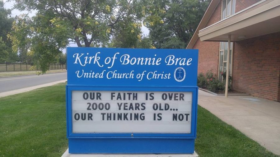 Congratulations to the Kirk of Bonnie Brae Church! image