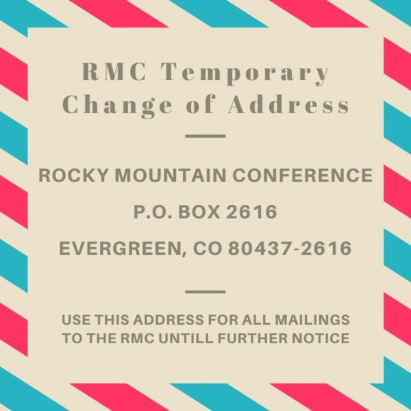 New Mailing Address for RMC image