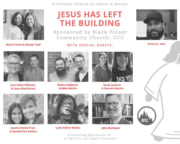 Jesus Has Left the Building: Following the Revolutionary Jesus out of the church and into the world image