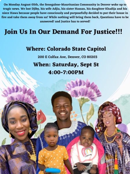 Justice for the Diol Family image