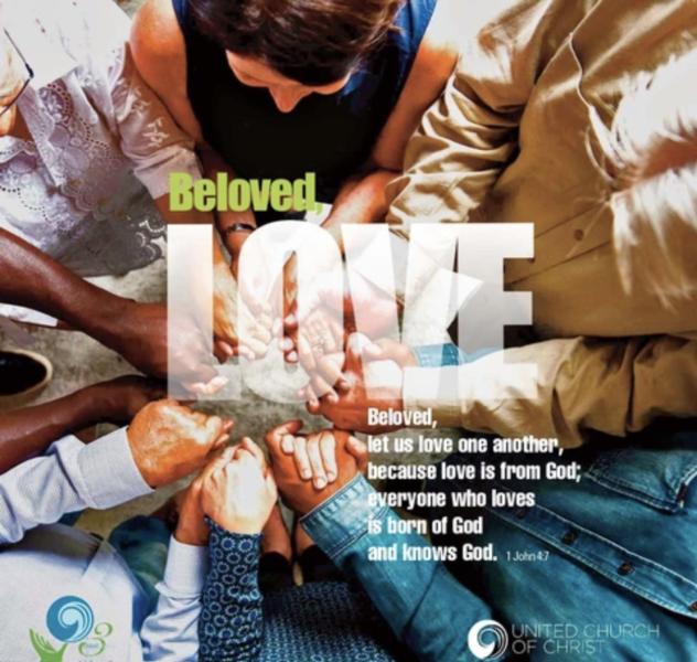 """""""Beloved, Love"""" Stewardship Theme Materials image"""