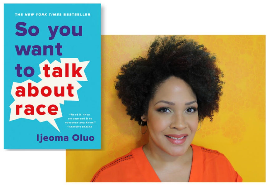 'So You Want to Talk About Race' Book Discussion with Pedro Silva image