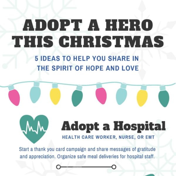 5 Ideas for Adopting a Hero this Holiday Season image