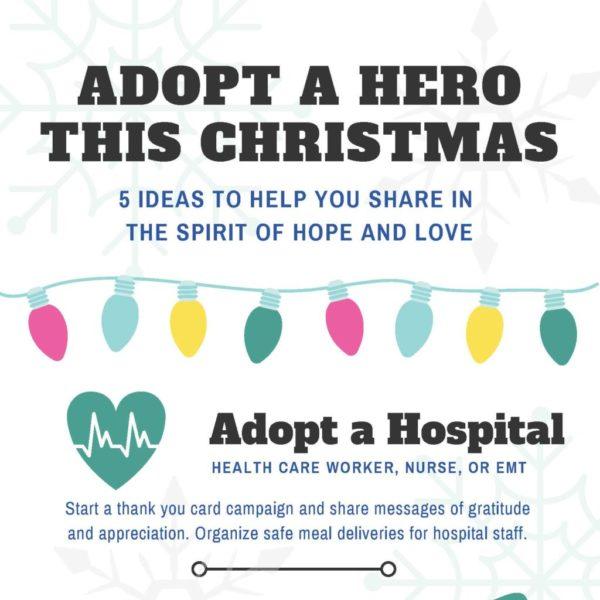 5 Ideas for Adopting a Hero this Holiday Season image