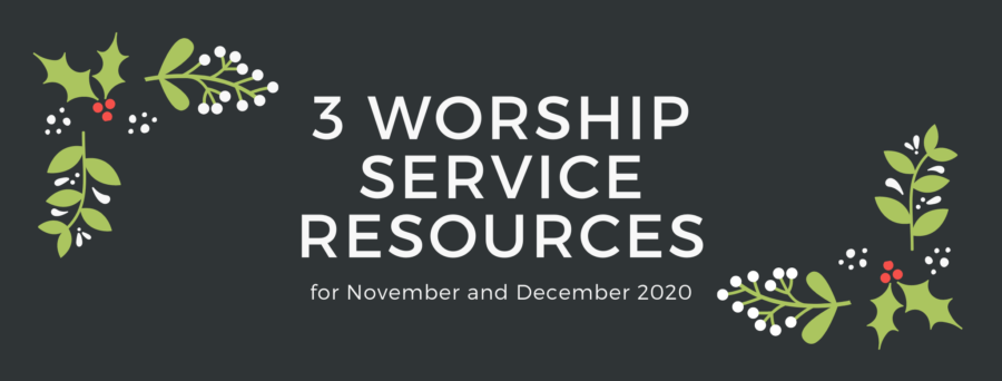 3 Online Worship Resources for RMC Churches image