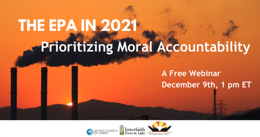 The EPA in 2021: Prioritizing Moral Accountability image