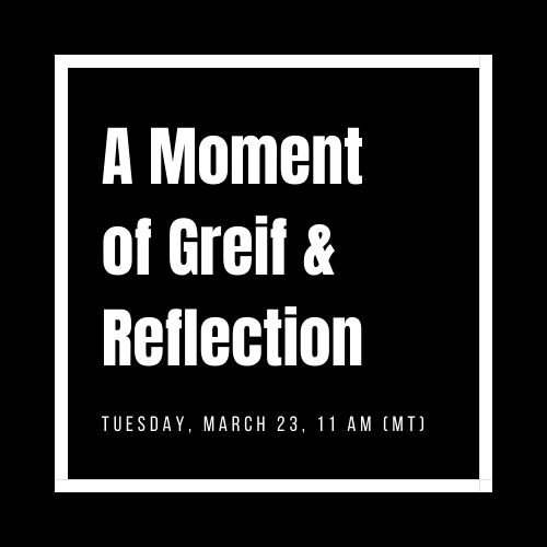 A Moment of Grief and Reflection image