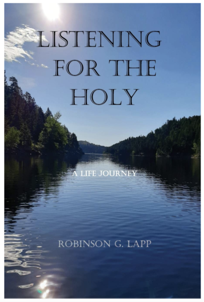 Listening for the Holy, A Life Journey image
