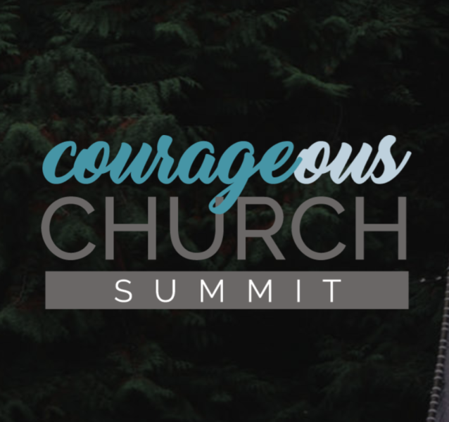 Courageous Church Summit image