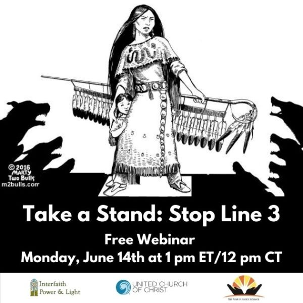 Taking a Stand with Indigenous Water Protectors image