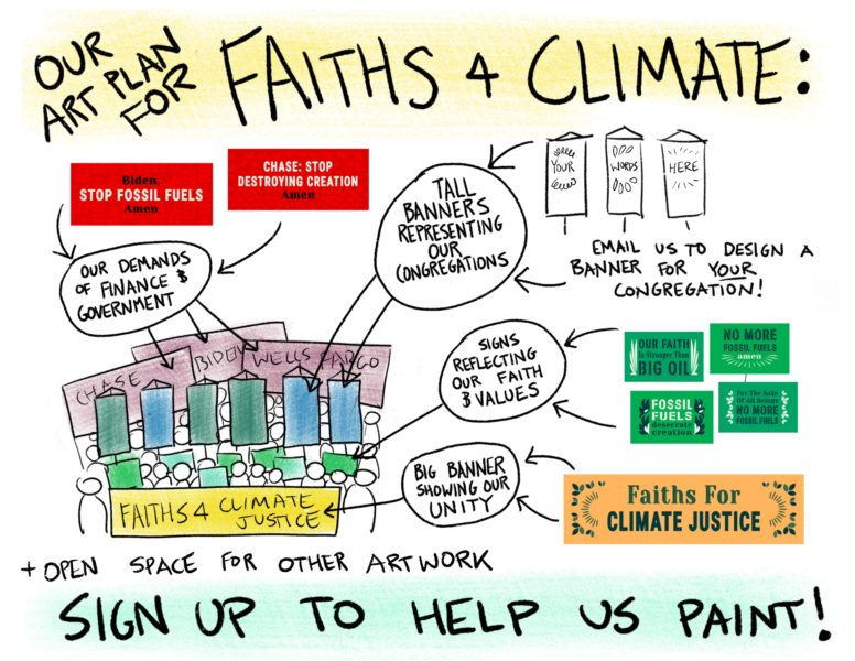 """Join GreenFaith for """"Art and Action"""" Sept. 25-27 image"""