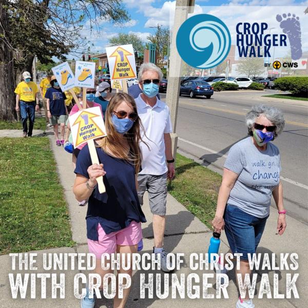 National CROP Hunger Walk on World Food Day, October 16 image